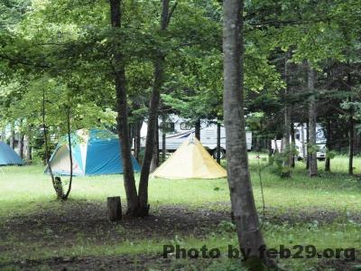 キャンプフィールド