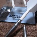 一体成型、ストレスゼロフライト「CONDOR」使用感レポート