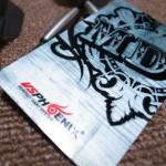 Phoenixのダーツカードを自作ステッカーでカスタマイズ!