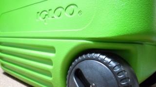 IGLOO(イグルー)のクーラーボックスとLOGOS(ロゴス)の保冷剤は最高の組み合わせ!バーベキューはこれで行け!