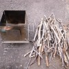 ユニフレーム ネイチャーストーブで小枝焚き火をやってみた!アウトドア初心者の女の子でも簡単に焚き火ができるスゴイアイテム!