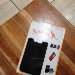 iPhone5のケースを買ったので、シンジポーチも新たに買い直しました!サイズも使い勝手もバッチリ