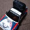 MINI-Z用車載カメラ搭載!どんな映像が撮れるのかはお楽しみ。