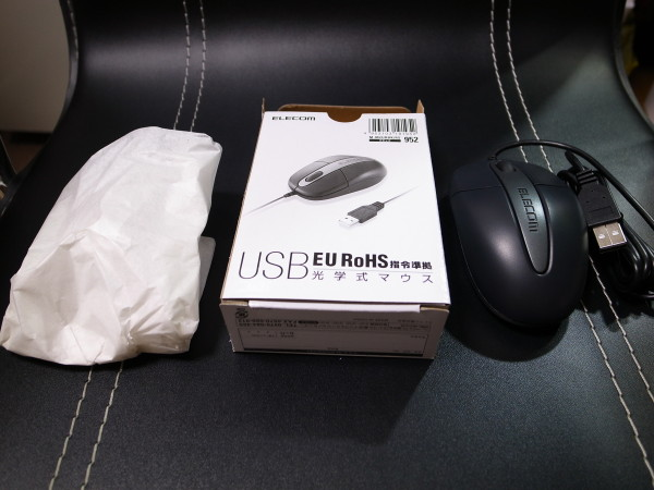 ELECOMのスタンダードマウス