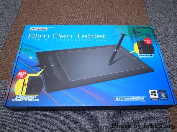 Slim Pen Tablet