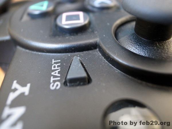 PS3コントローラー