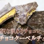 アマゾンで買える「割れチョコ」って何?気になったので買ってみた贅沢チョコレート