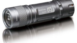 『GENTOS(ジェントス)閃 325』自転車にもアウトドアにも、災害時にも役立つ高輝度LEDライト