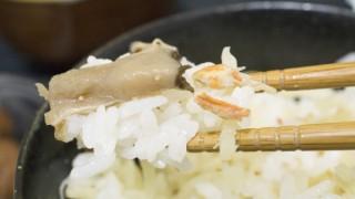 鍋もいいけど混ぜご飯もね!一人暮らしでも手軽にできる「入れて炊くだけ混ぜご飯」