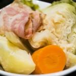 ダッチオーブンで作る「柔らか野菜の丸煮」で美味しく野菜を摂りましょう
