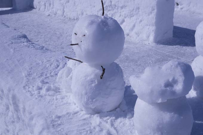 雪だるま可愛い