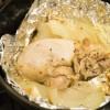 【ダッチオーブン】ソロキャンプにもオススメ!鶏もも肉で作る男子料理「ローストチキン」