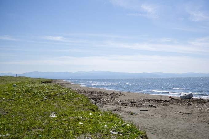 聚富海水浴場
