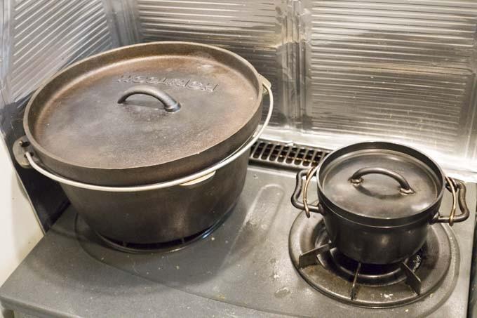 12インチダッチオーブン