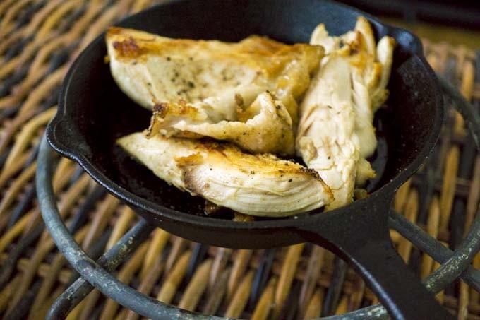 ニトスキで都度焼いて食べます