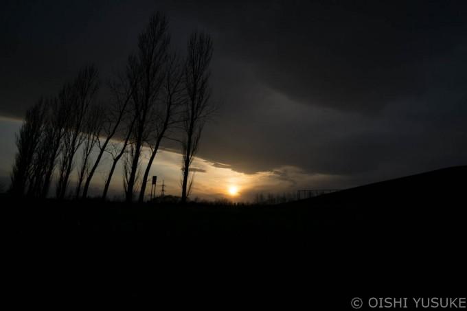 暗めの画像(露出-2.0)