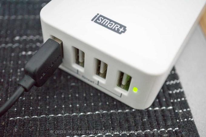 RAVPOWER USB充電器RP-UC07