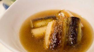 アウトドア冬レシピにも!まるごと長ネギの甘とろ焼きねぎスープ
