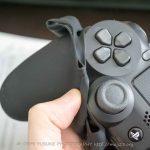 PS4コントローラー用シリコンカバーの付け方。手汗・手垢対策に!