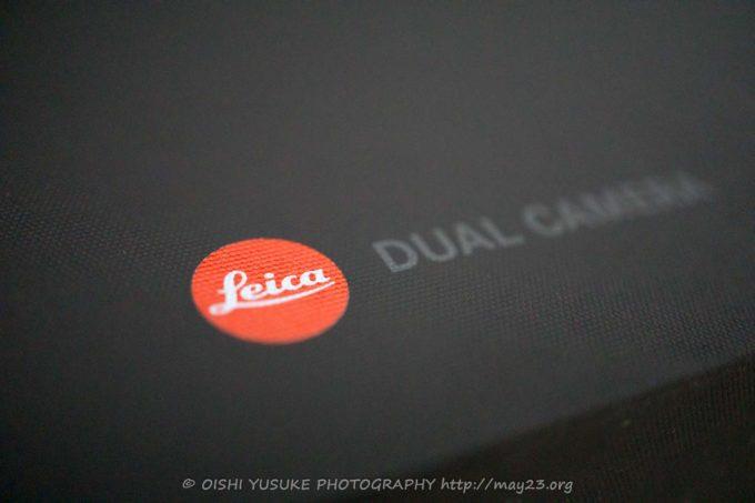Leica DUAL CAMERA
