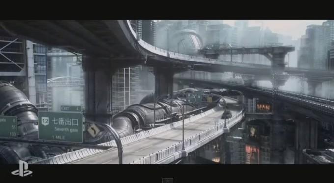 PS4版FF7