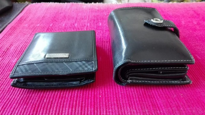 財布のダイエット