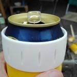 サーモスの保冷缶ホルダーでキャンプやBBQでも冷え冷えビール!