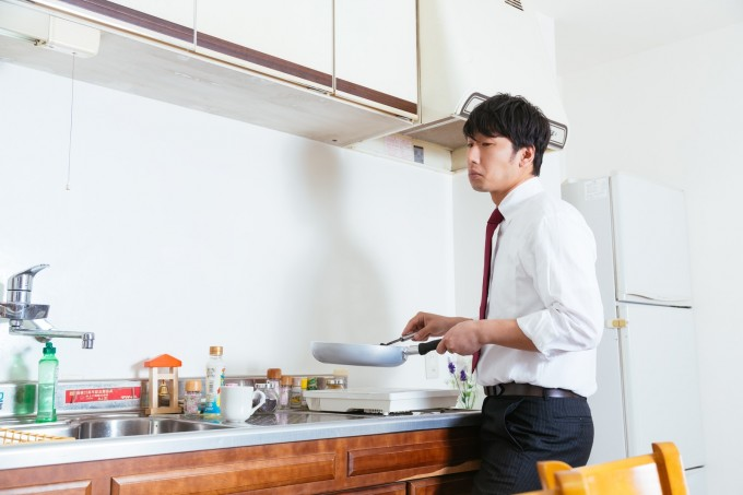 キッチンの消臭にも