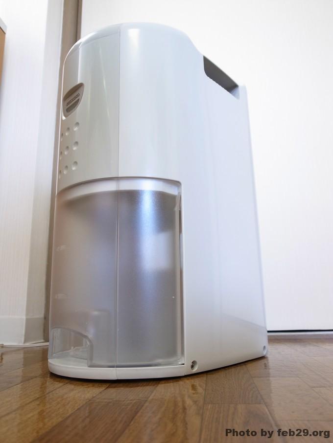 コロナの除湿乾燥機