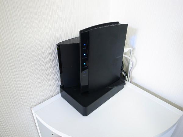無線LANルーター子機