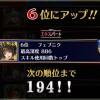 【ホーリーダンジョン】第1回ランキング開催中!いちばん深くまで掘りまくれ!