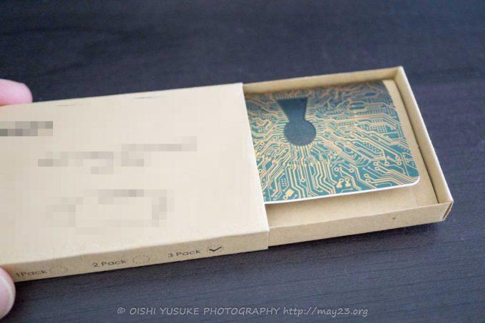 AUKEYから届いた謎の小箱