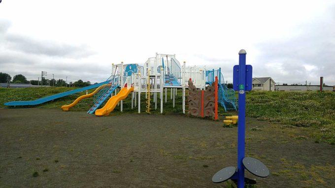 丘珠空港緑地北西地区遊具