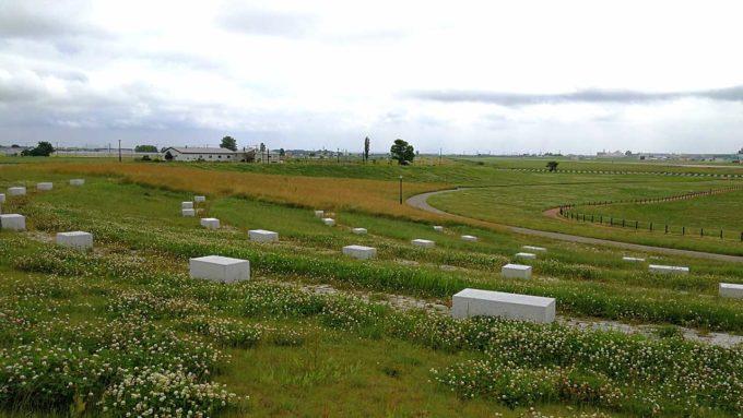 丘珠空港緑地北西地区展望台