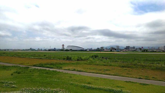 丘珠空港緑地北東地区