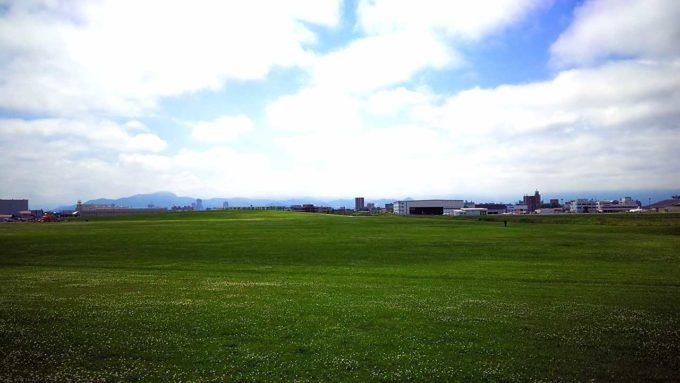 丘珠空港緑地南東地区