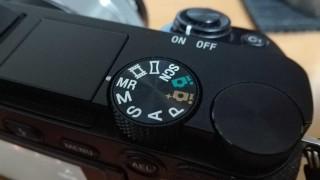 【SONY α6000】星空撮影設定はカメラに登録!MRモードダイヤルを活用しよう