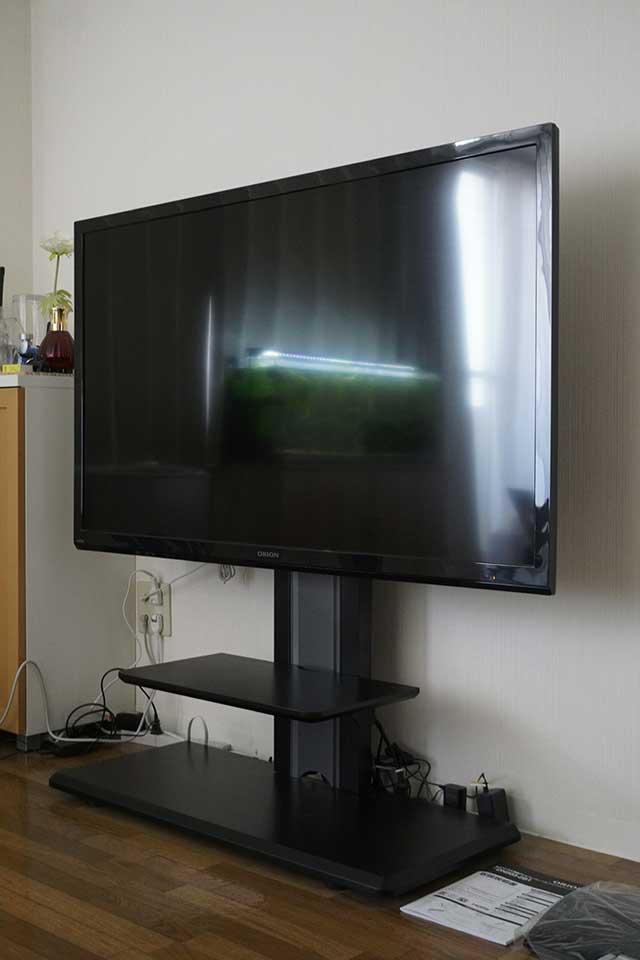 テレビ設置例